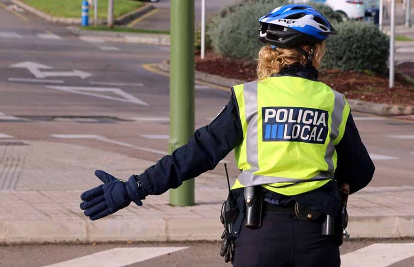 La Policía Local de Palma reservará el 40 % de las nuevas plazas para mujeres
