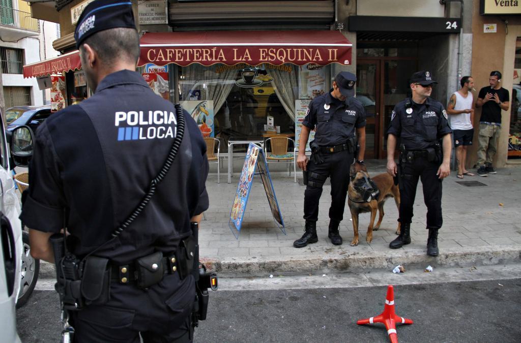 La Policía Local de Palma atiende más de 200 casos de violencia de género al año