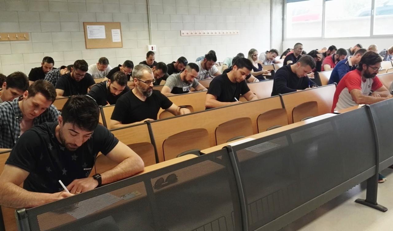 201 aspirantes convocados para las pruebas de oposición a Policía Local en Baleares
