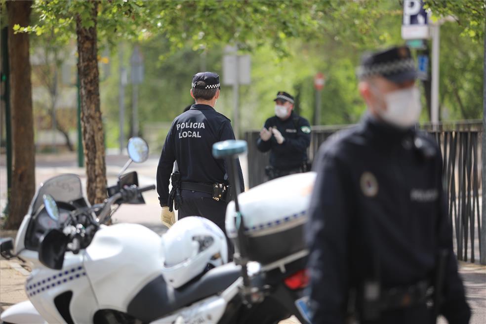 La labor de los cuerpos de seguridad en la lucha contra el COVID-19